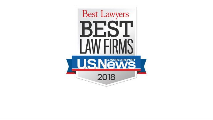 "Kightlinger & Gray's, Best Lawyers® announcement regarding ""Law Firm of the Year"""