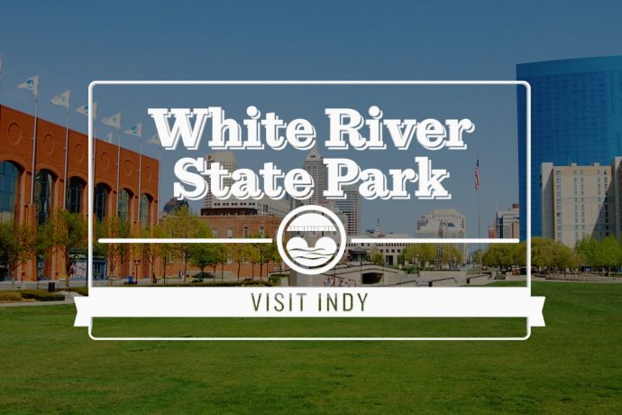 Kightlinger & Gray Helps Clean-Up White River State Park