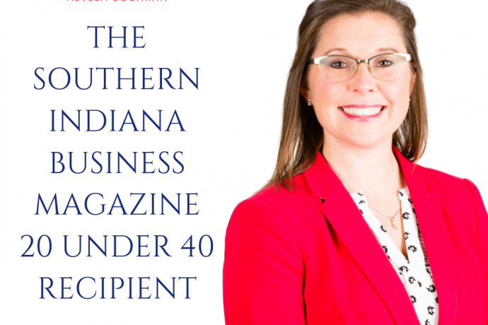 Alyssa Cochran Selected as a 20 Under 40 Recipient by Southern Indiana Business Magazine