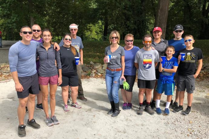 Friends of the White River Volunteer Day